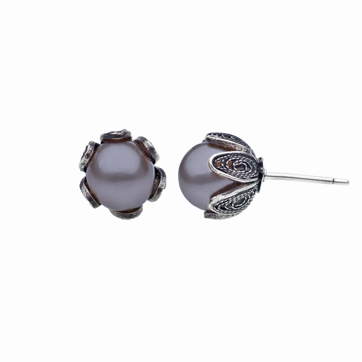 Earrings-E237-grey1