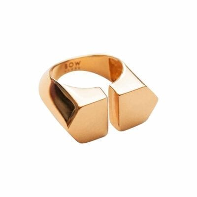 Bow Label – Orphalese Ring, guld