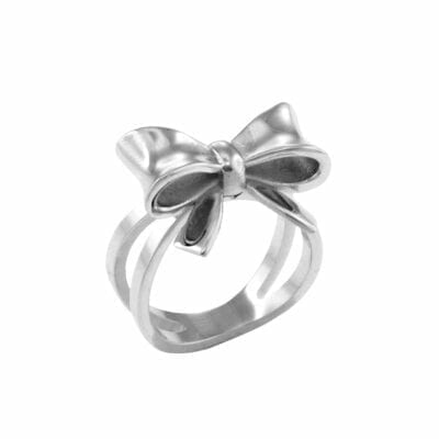 Ingnell Jewellery – Molly Deluxe ring, silver