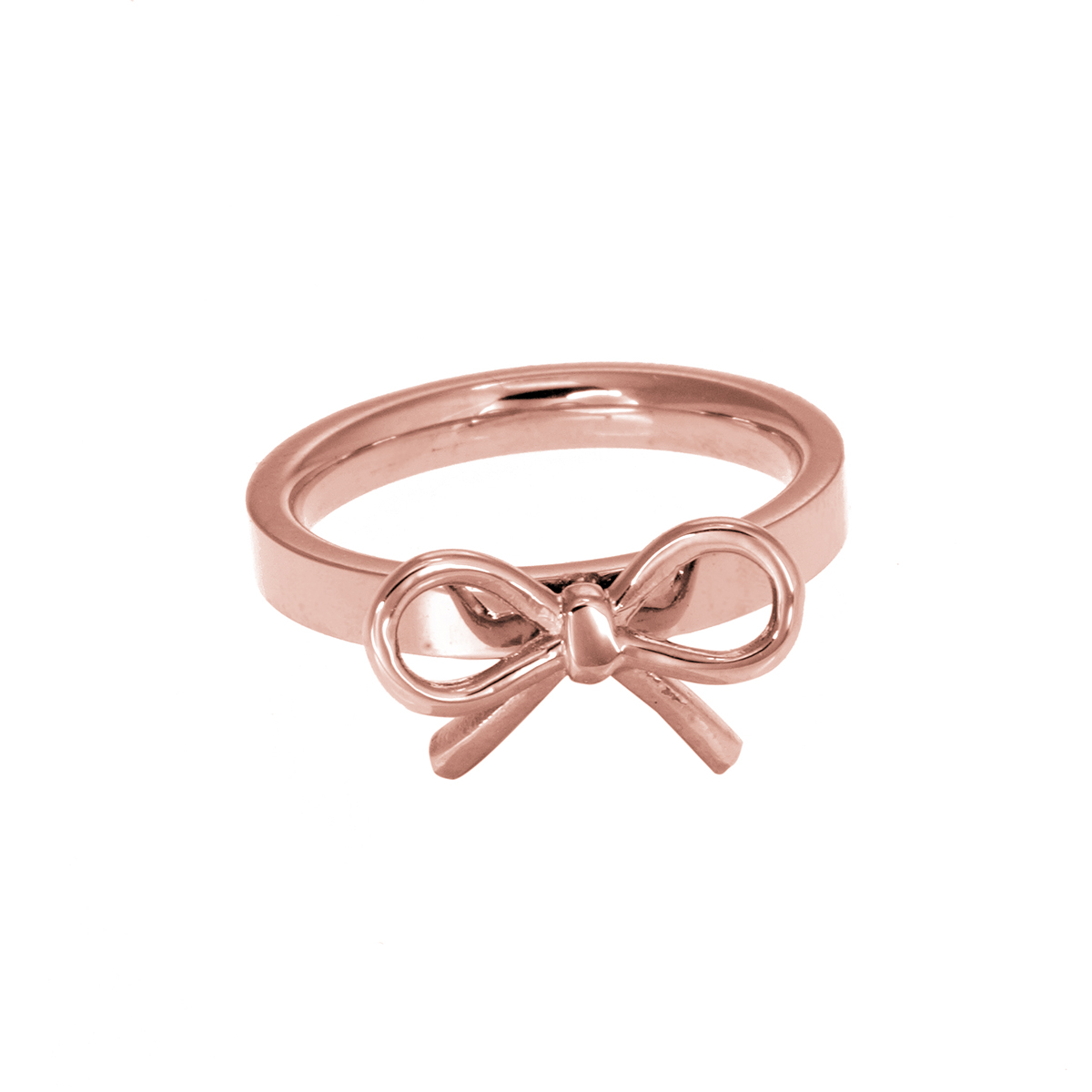 Ingnell Jewellery – Molly ring, rosé (Ringstorlek: 18 mm)