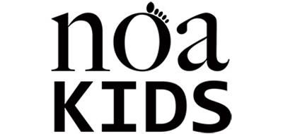 Noa Kids – Mumin emaljhalsband, silver