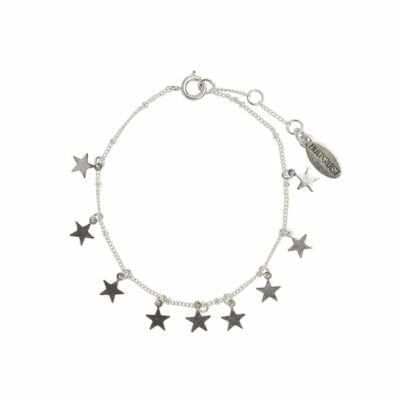 Hultquist – Star armband, silver