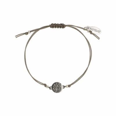 Hultquist – Dandelion armband, silver