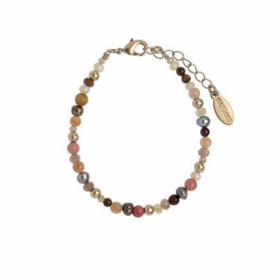 Hultquist – Rhombus armband, rosé