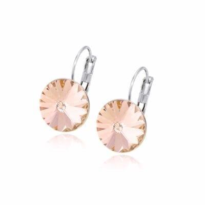 Smyckendahls – Kristallörhängen Annie, Peachy clean