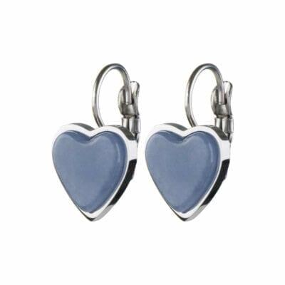 Dyrberg/Kern – Carita örhängen, blå