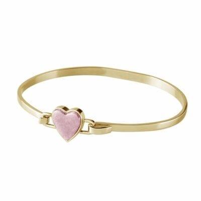 Dyrberg/Kern – Banu armband, rosa