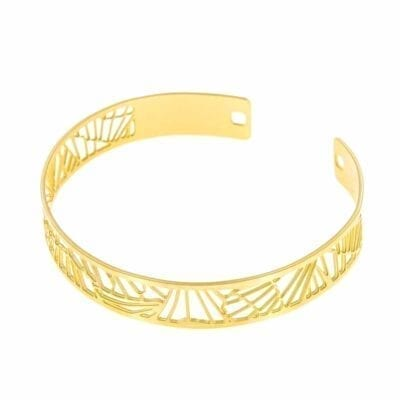 RAS – Fina Capnella armband, guld