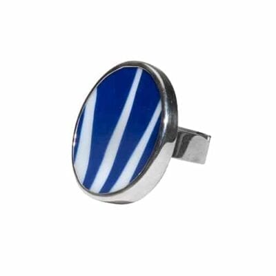 Stripes never wear out, ring