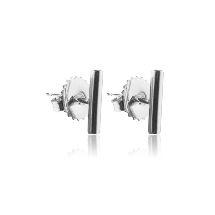Bar-studs-Rodium-pläterad-silver-Sophie-by-Sophie-Side-R