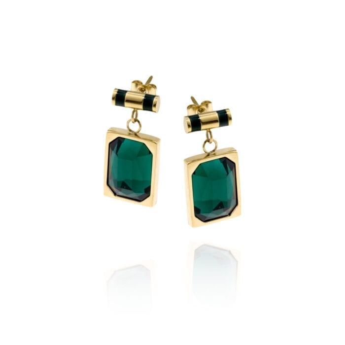 Esmeralda-earring-gold