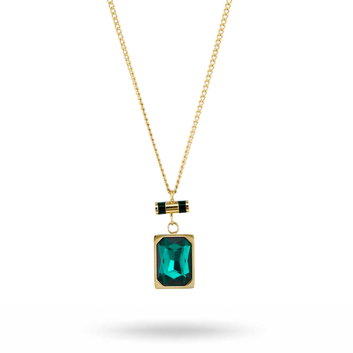 Esmeralda-necklace-gold