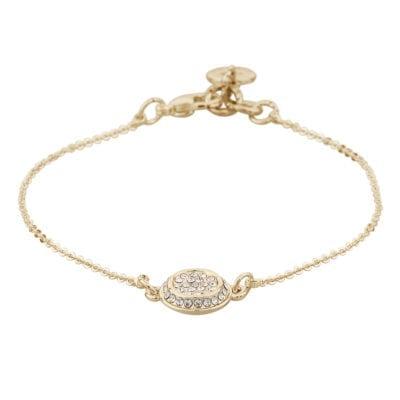 Glow Chain armband, guld