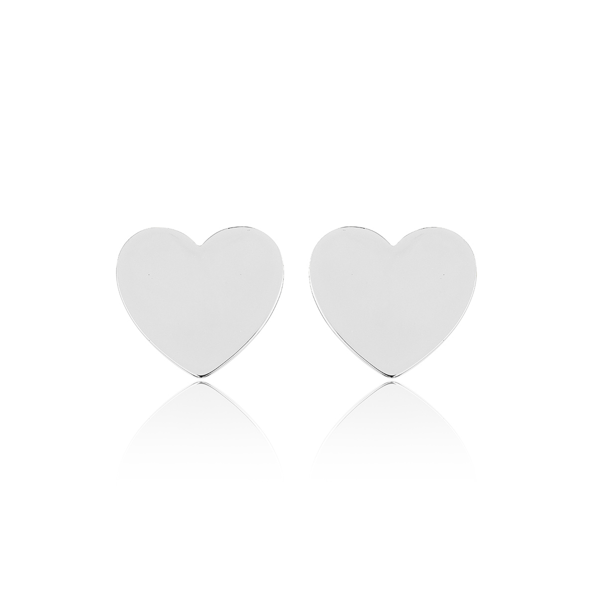 Heart-mini-studs-Rhodium-plated-silver-R