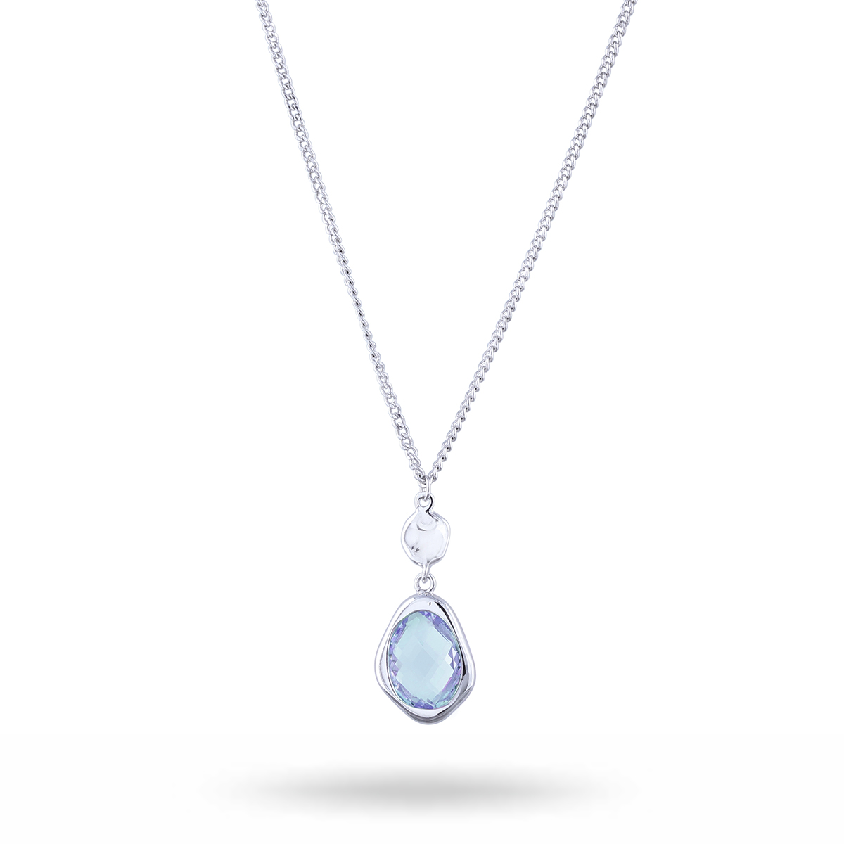 Long-necklace-silver-blue
