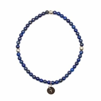 Seven/East – Berlin armband, blått