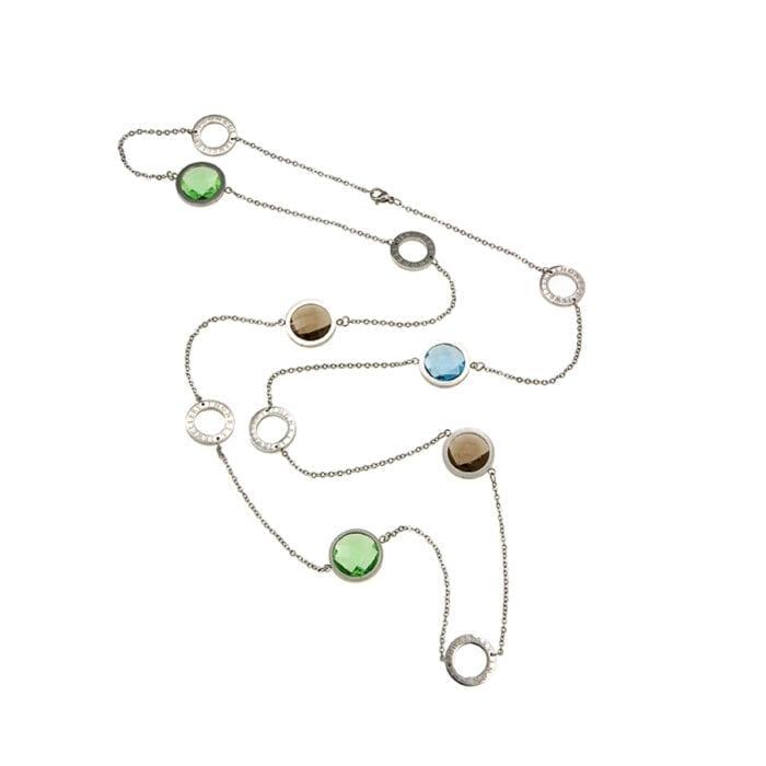 Mikaela-Necklace-Steel