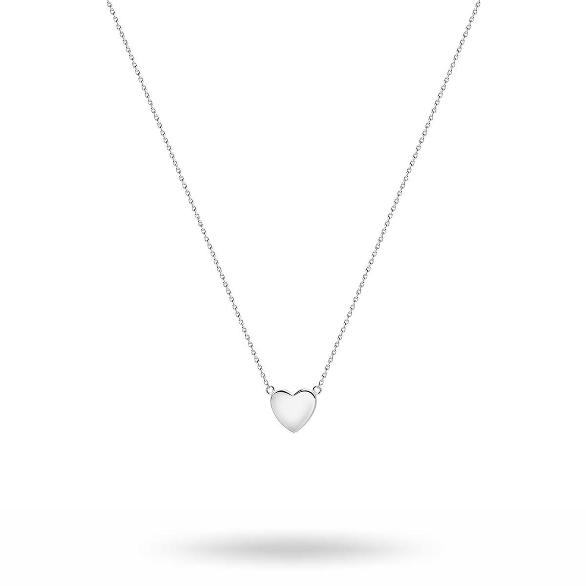 Mini-heart-necklace-Rhodium-plated-silver