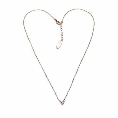 Seven/East – Tiny halsband, rosé