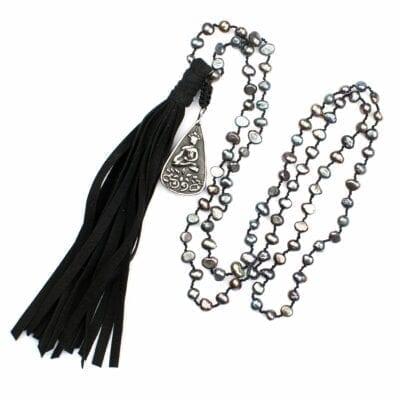 Seven/East – Hatha halsband, svart