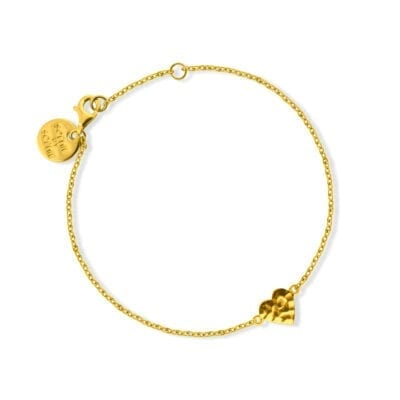 Sophie by Sophie – Wild Heart armband, guld