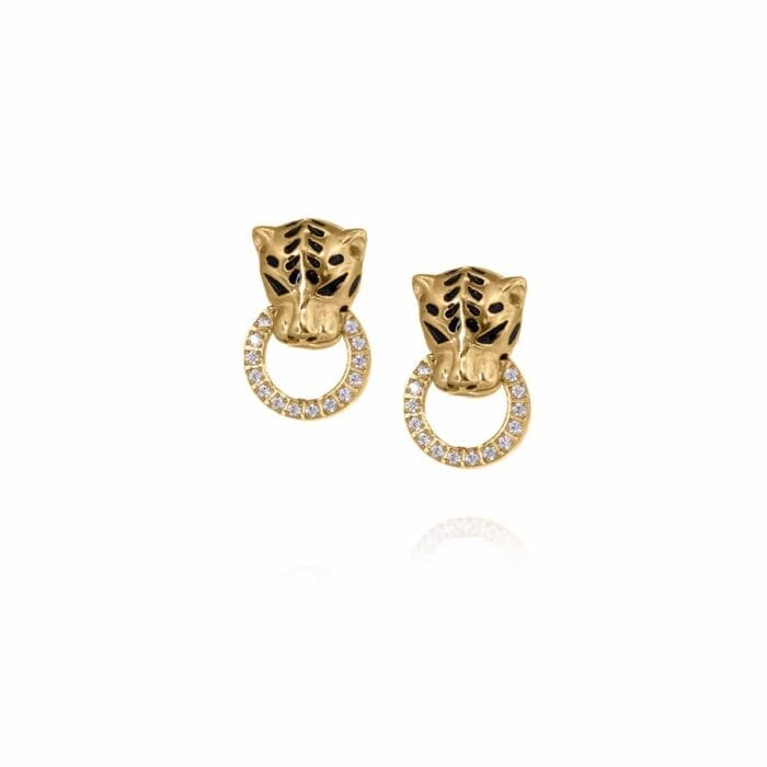 Sienna-earring-gold-white-CZ