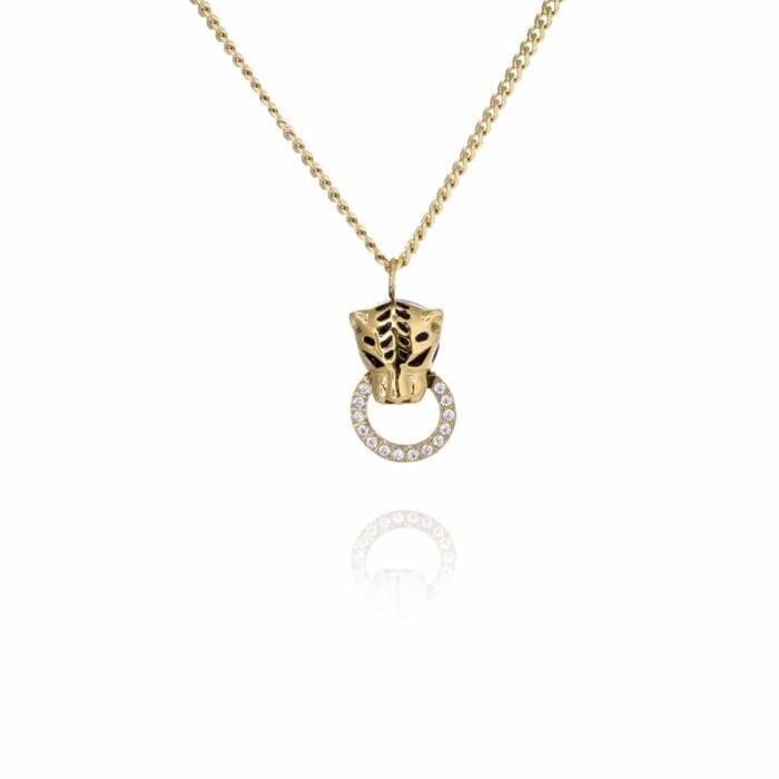 Sienna-necklace-gold-white-CZ