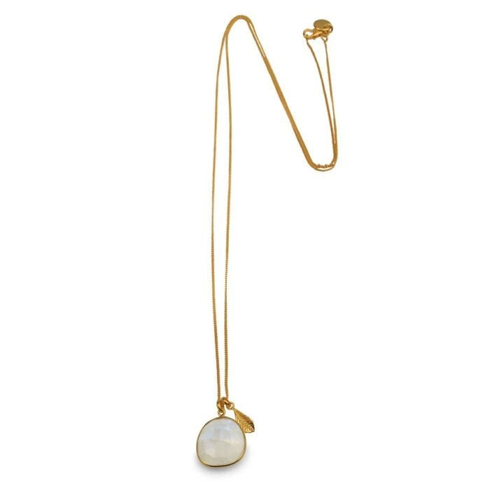 Syster-P-Glam-glam-necklace-gold-moonstone