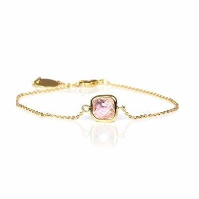 Star of Sweden – Carry Yourself – One Piece armband, guld/rosa