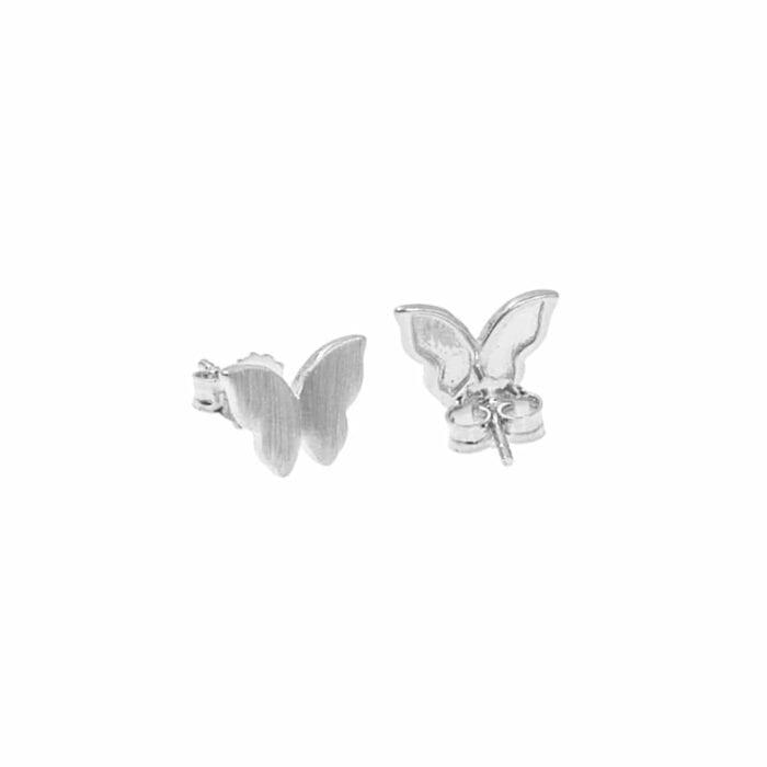 butterfly-ear-silver