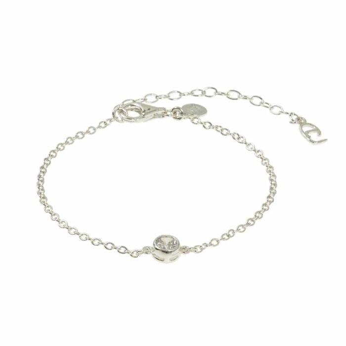 cubic-small-chain-brace-silver