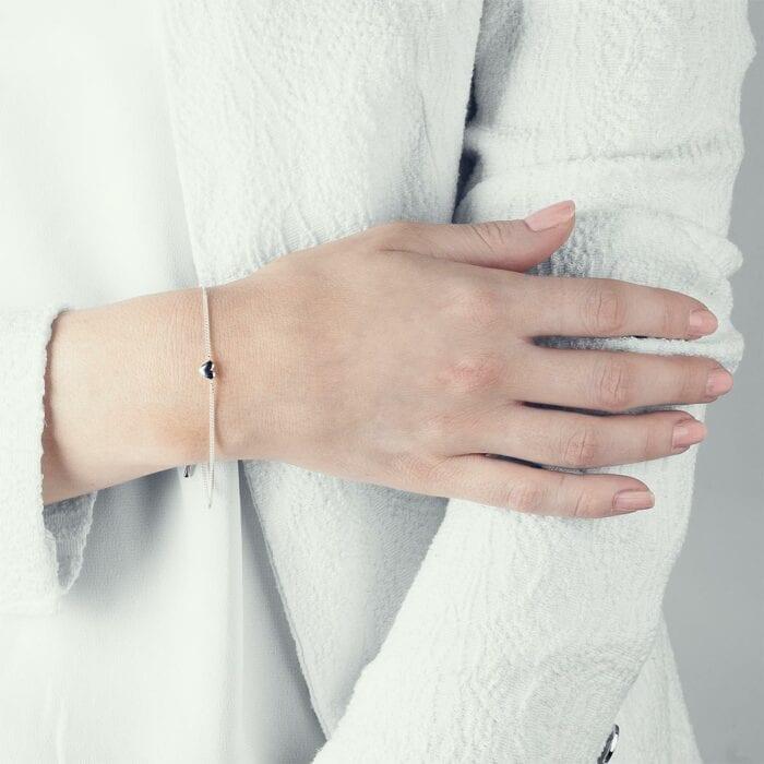 isabel-lennse-heart-armband-silver-3
