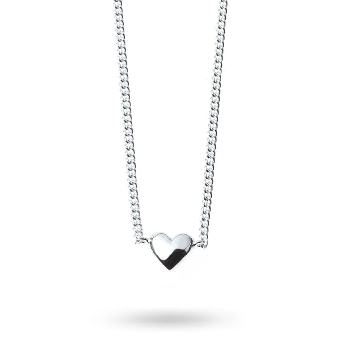 isabel-lennse-heart-chain-halsband-silver-1