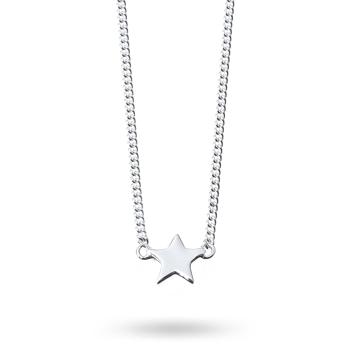 isabel-lennse-star-chain-halsband-silver-1