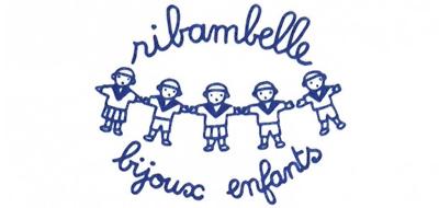 Ribambelle – Coeur Framboise halsband, rosa