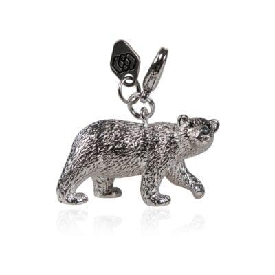 Kokono – Berlock Isbjörn, silver