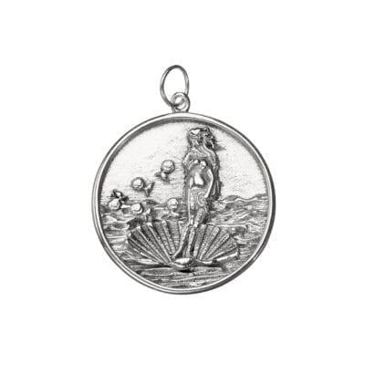 Kumkum – Love Goddess berlock, silver