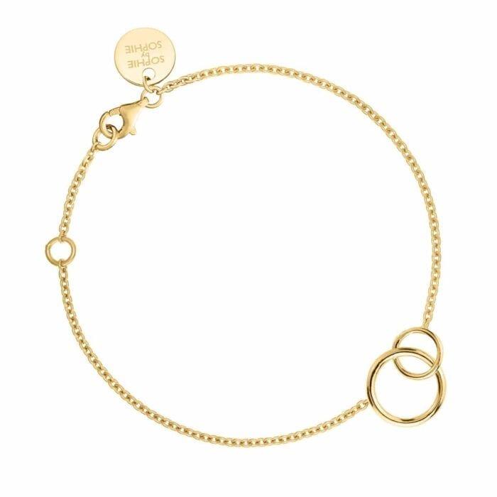 sophiebysophie-circle-bracelet-armband-guld-1