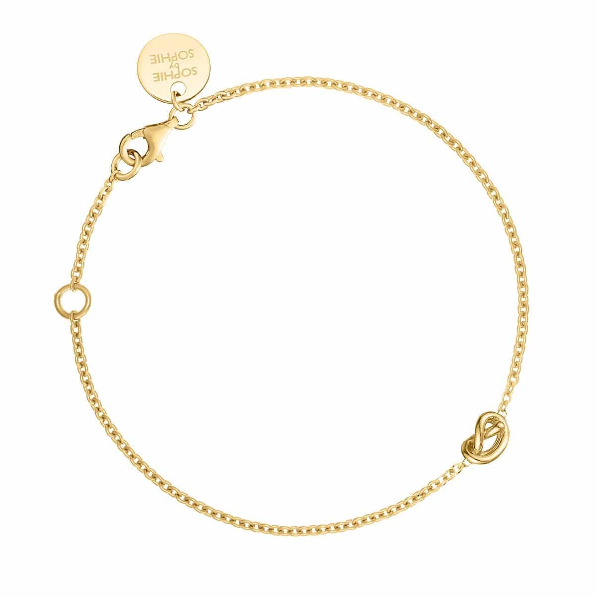 sophiebysophie-knot-bracelet-armband-guld-1