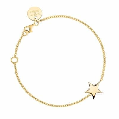 Sophie by Sophie – Mini Star Armband, guld