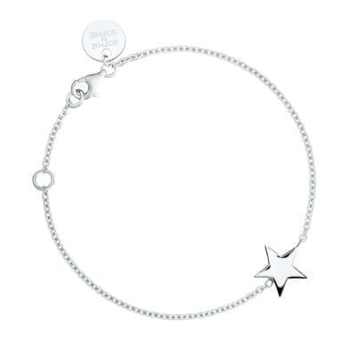 Sophie by Sophie – Mini Star armband, silver