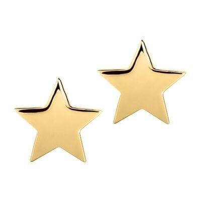 Sophie by Sophie – Mini Star studs örhängen, guld