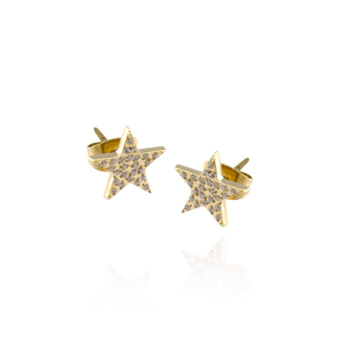 star-ear-gold