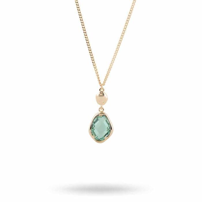 starof-necklace-green