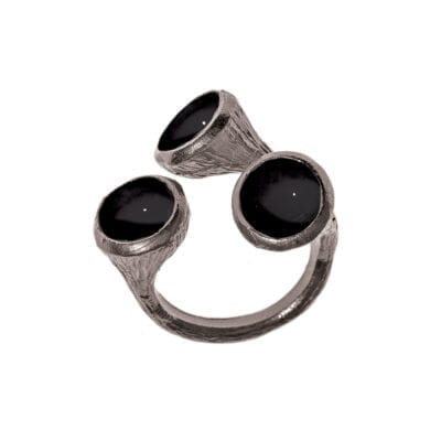 Pendulum – Pendulum – Eyrlash ring, oxid/svart