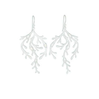 Lotta Jewellery – Twinkle Seaweed Halsband, brons