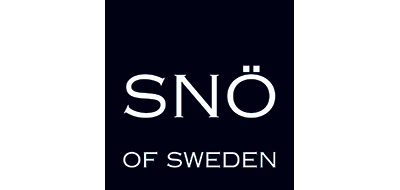 Snö of Sweden – Path double halsband, silver