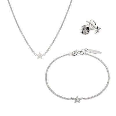 Isabel Lennse – Mini Star White Diamond Set