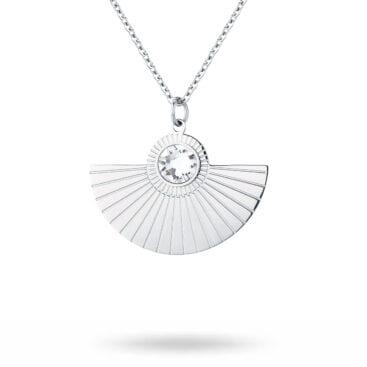 By Jolima – Skiathos halsband, silver
