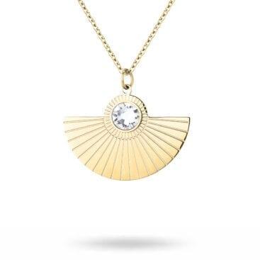 By Jolima – Skiathos halsband, guld